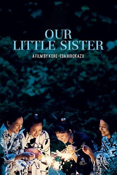 Our Little Sister Movie Poster Sisters Movie Our Little Sister Little Sisters