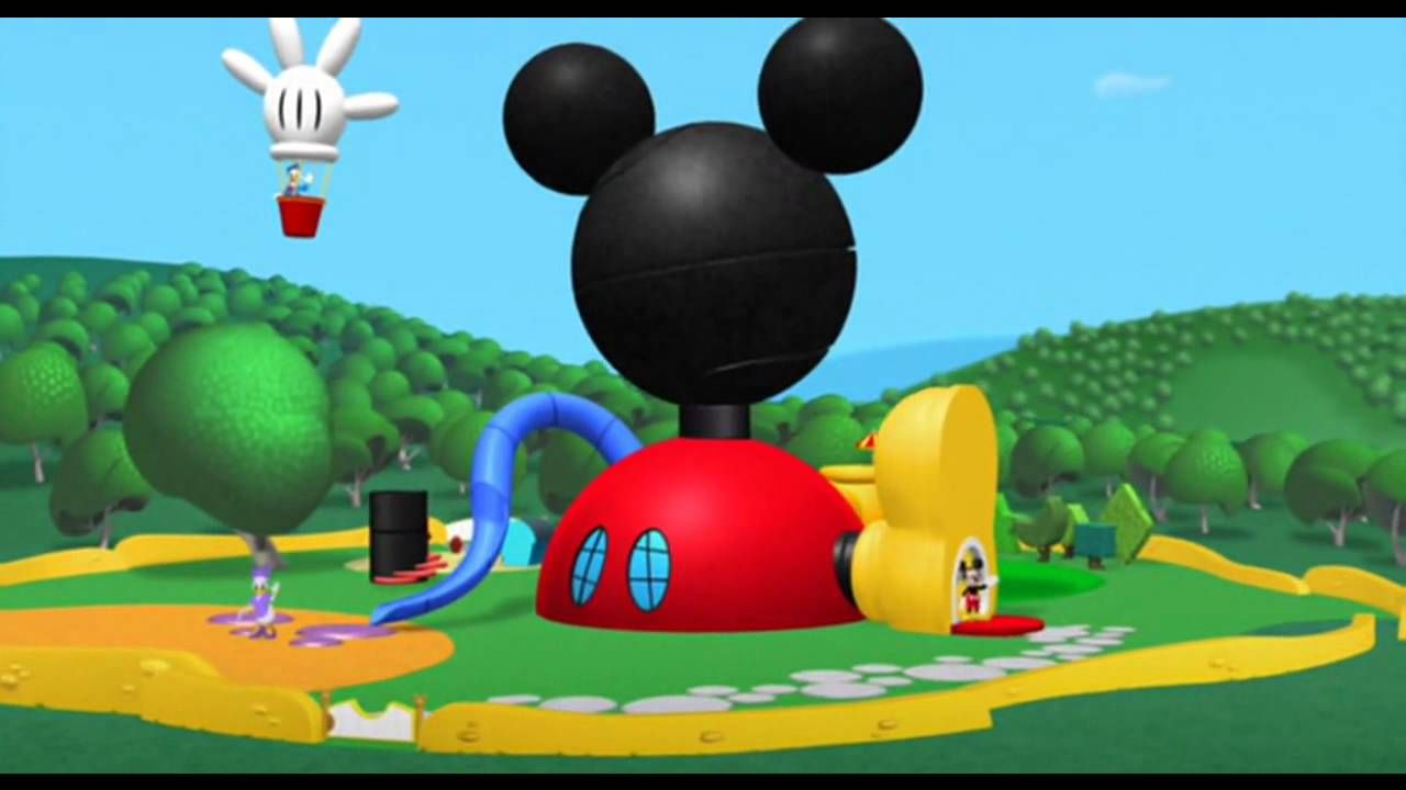Le Meilleur La Maison De Mickey Generique Ytp And La revue in 10