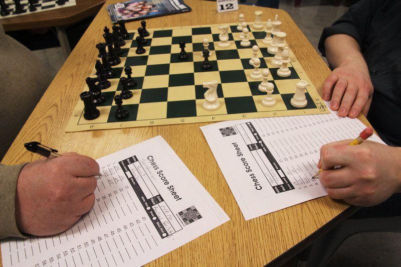 Chess Wars 20 Inmates, 5 Weeks, 1 Champion Pinterest Chess - chess score sheet