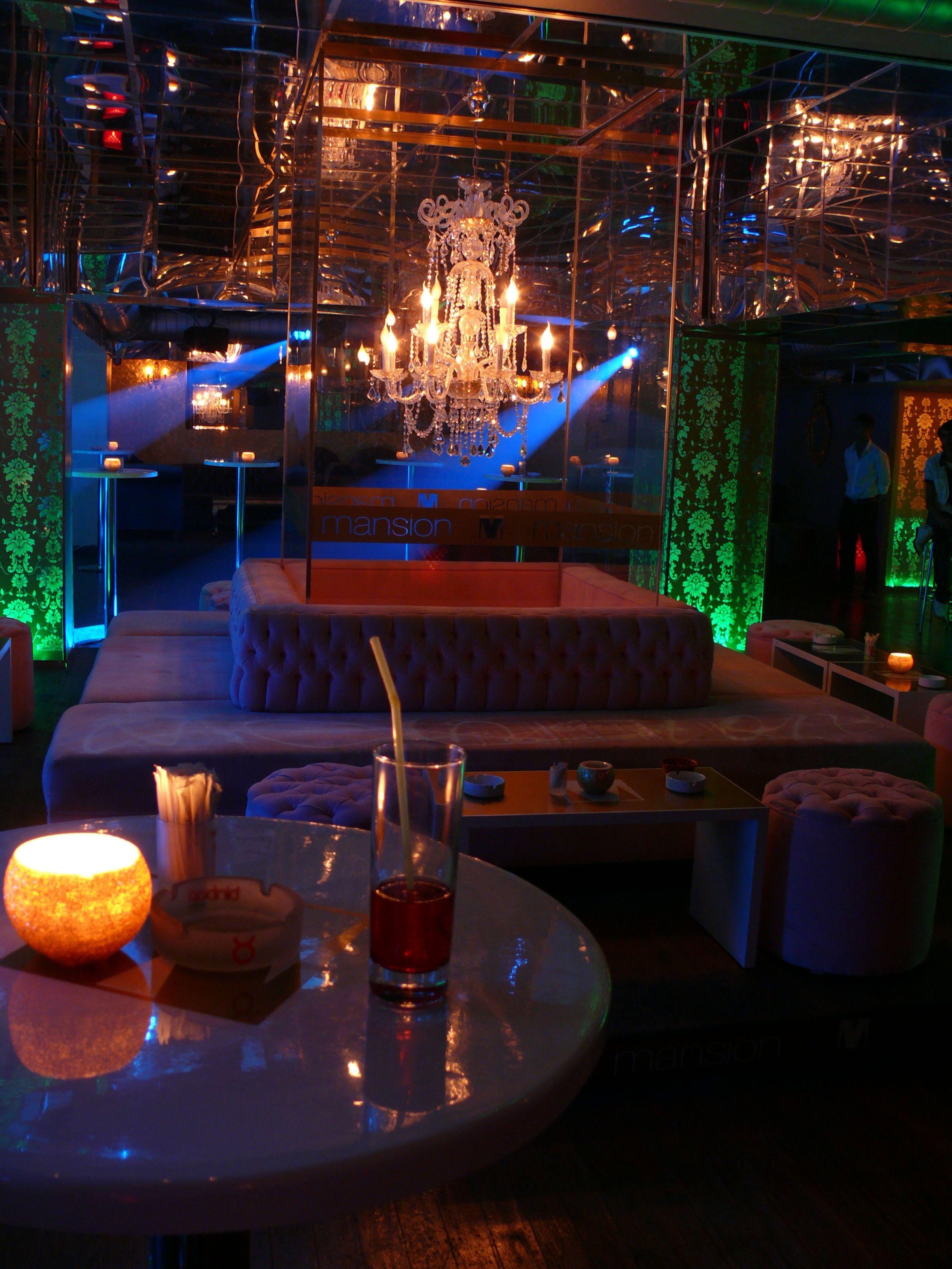 Night Club Interior Design by Chefs Design | Restaurant-Cafe-Bar in ...