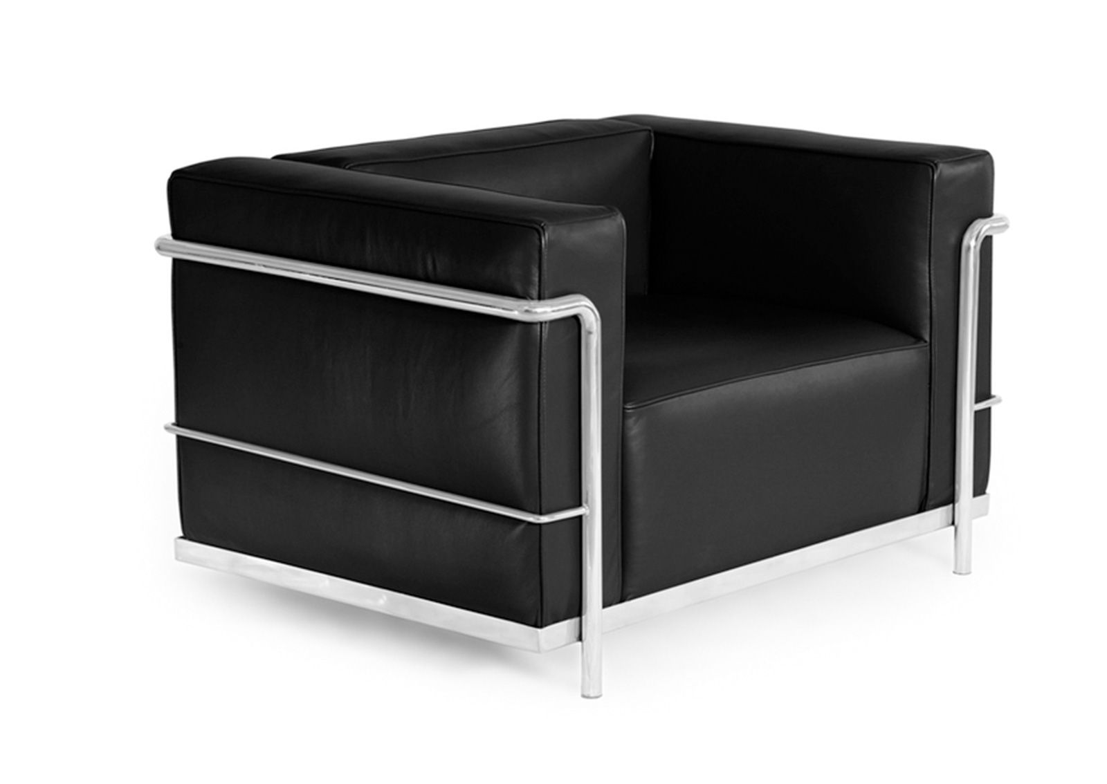 Le Corbusier Design Mobili.Lc3 Chair By Le Corbusier