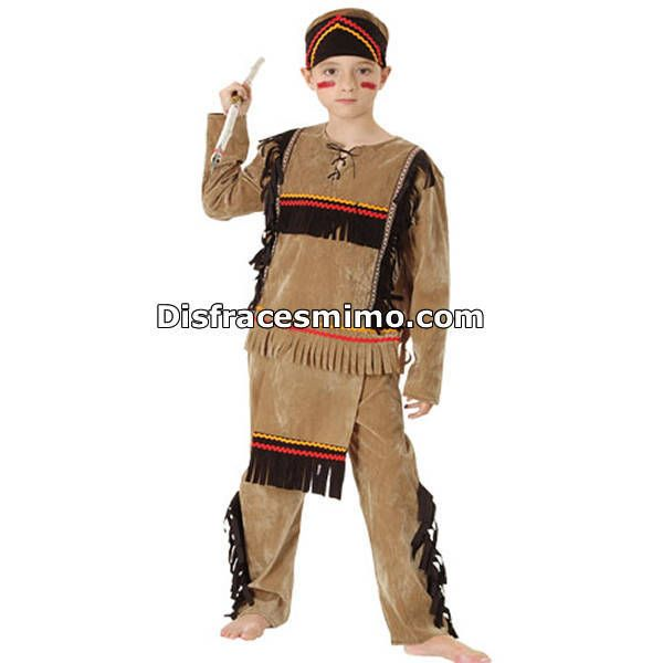 Perfecto indio disfraz