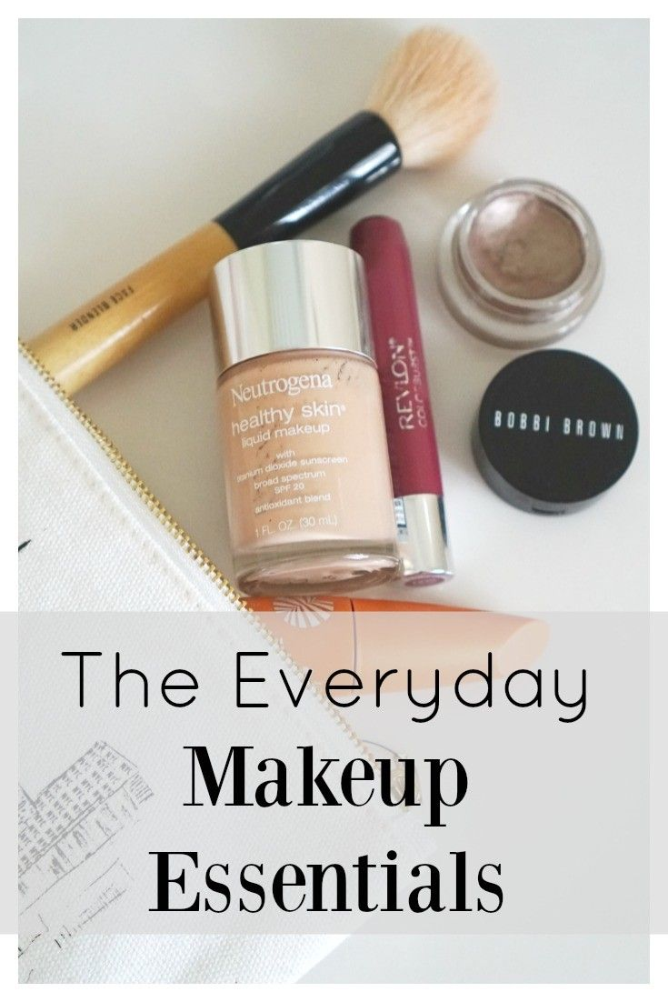 Hair4 and Beauty everyday makeup essentials 2019