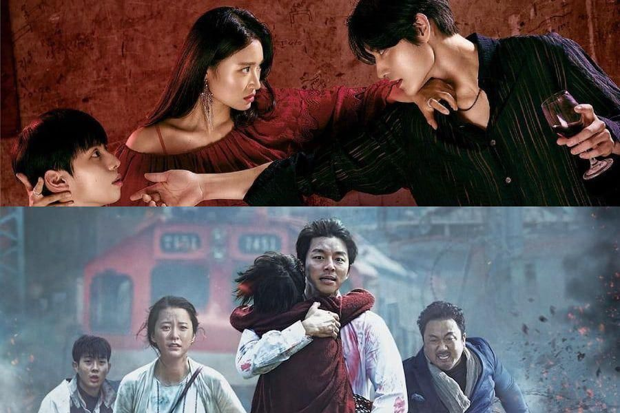 8 Korean Vampire/Zombie Dramas And Films For Chills And Thrills