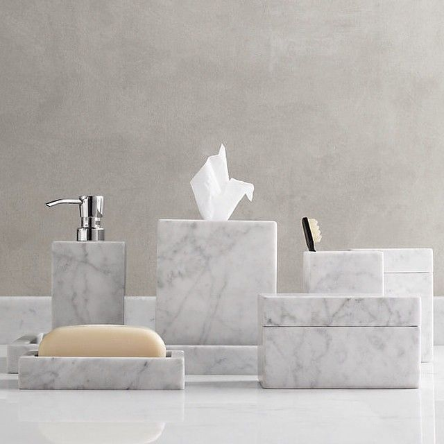 Accessori Bagno In Marmo.Pin Su Idee