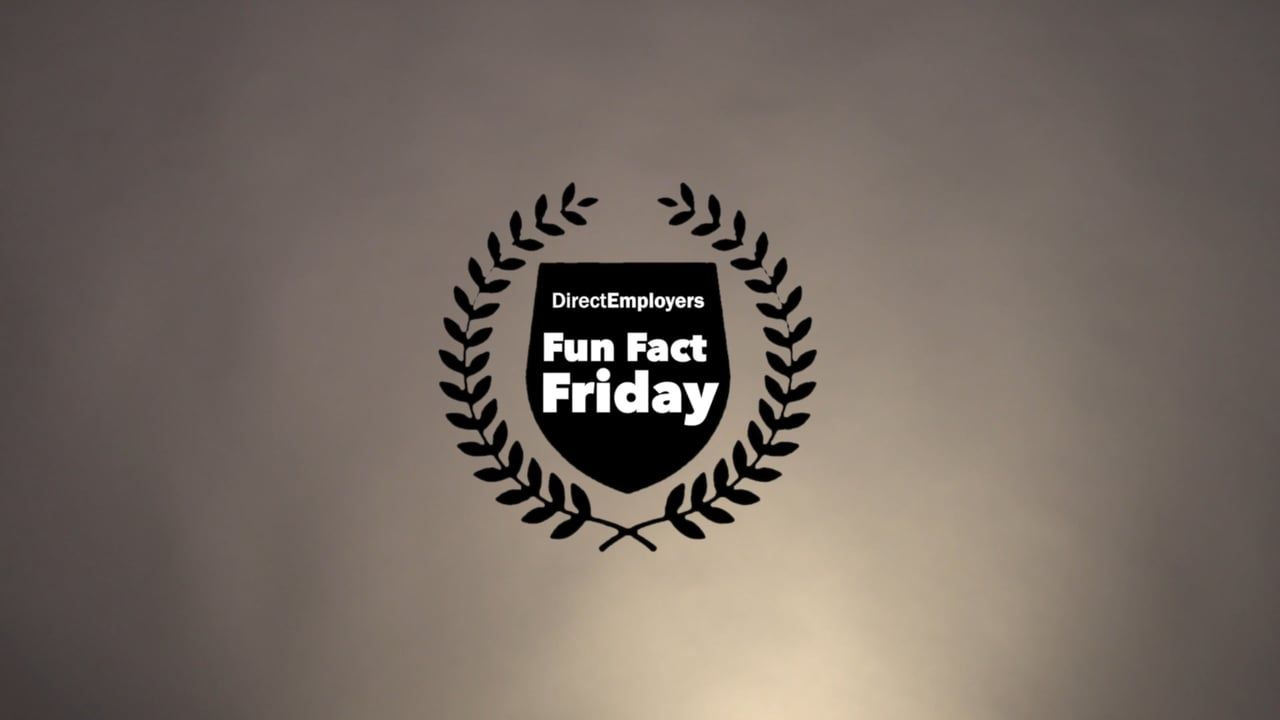 It's time for another #FunFactFriday! This week, PR Manager Jaime Costilow shares a quick tip on social media, and fun fact about her personal blog. View this and other #FunFactFriday posts on our blog at: http://www.directemployers.org/category/video-blog/fun-fact-friday/