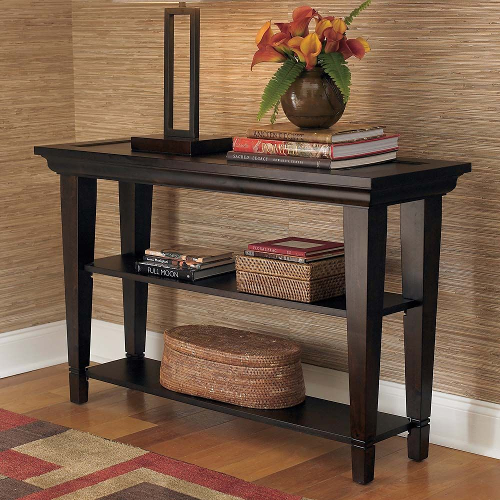 Wood Console Table A Dream Piece For Warmth Sophisticated Beauty And Functionality Wooden Console Table Wood Console Table Modern Console Tables