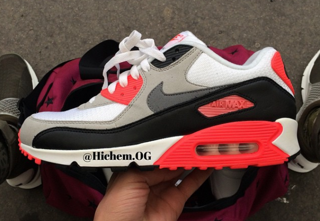 nike air max 90 2015 releases