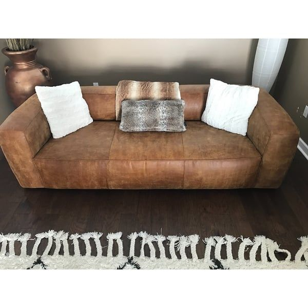 Top Product Reviews For Diva Outback Bridle Italian Leather Sofa 8117560 Overstock Com Italian Leather Sofa Leather Sofa Sofa