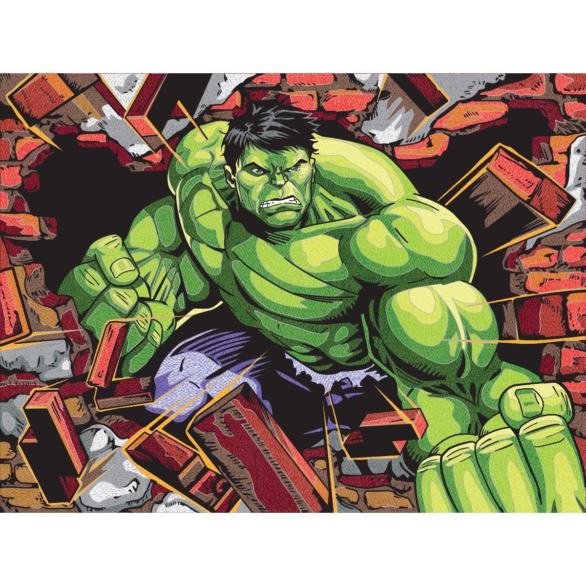 Dimensions Marvel Pencil By Number Kits-Hulk - hulk | Hulk hulk ...