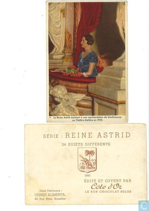 Queen Astrid of Belgium, Princess of Sweden