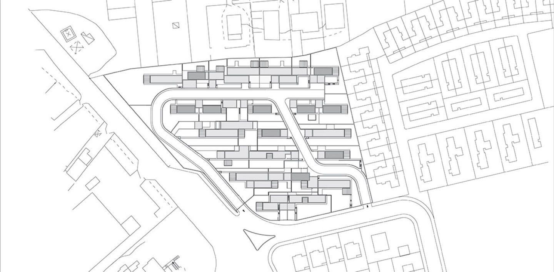 Filippo Poli, Nunzio Gabriele Sciveres · A2M social housing · Architettura italiana