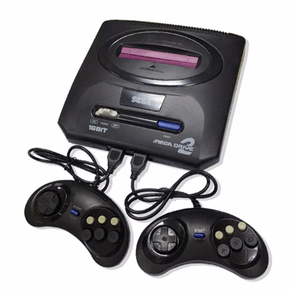 Ucuz Ab Tak Sicak Sega 16 Bit Video Oyun Konsolu Md2 Supprot Ntsc Pal Sistem Md Sega Megadrive 2 Aile Tv Oyunu Perakende Kutusu Ile Video Oyunlari Urunler Oyun