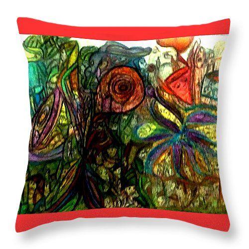 """rose Throw Pillow 14"""" x 14"""" by Stephanie Zelaya"""