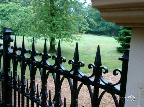 42 Best Wrought Iron Tudor Gates Images On Pinterest Entrance