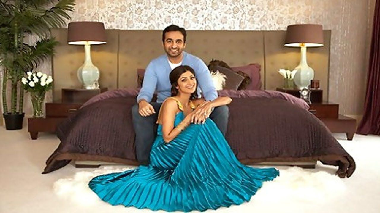 Shilpa Shetty And Raj Kundra's opulent bungalow Raj Mahal In