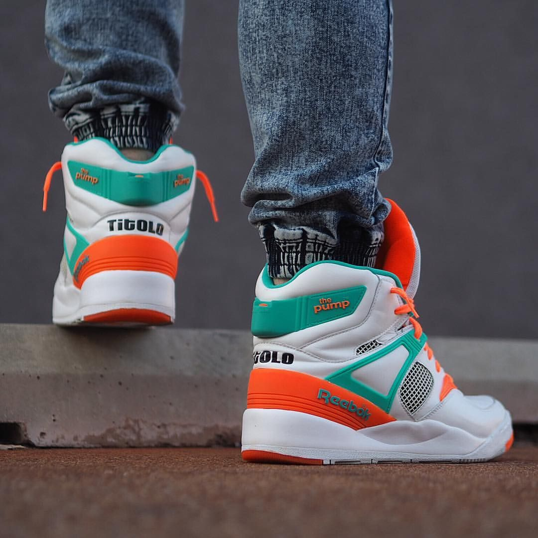 Titolo x Reebok The Pump