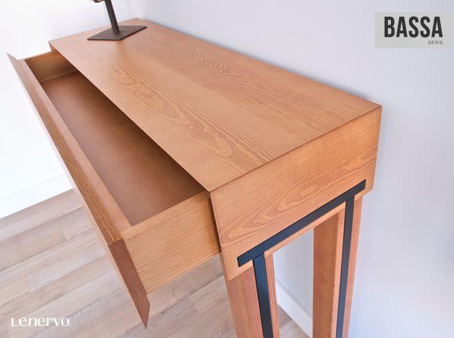 Consola de entrada, mueble auxiliar by Lenervo Meuble d entree