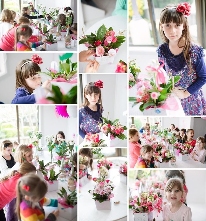 renee bell photographer not for eating florist party flowers