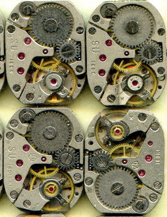 1/2 x 3/4... 20 similar vintage watch by Supplies4Steampunk, $55.50