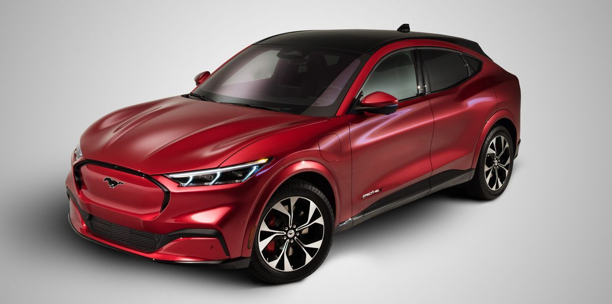 2021 Ford Mustang Mach E Will Please Ev Fans Perplex Mustang Loyalists Ford Mustang Ford Suv Mustang