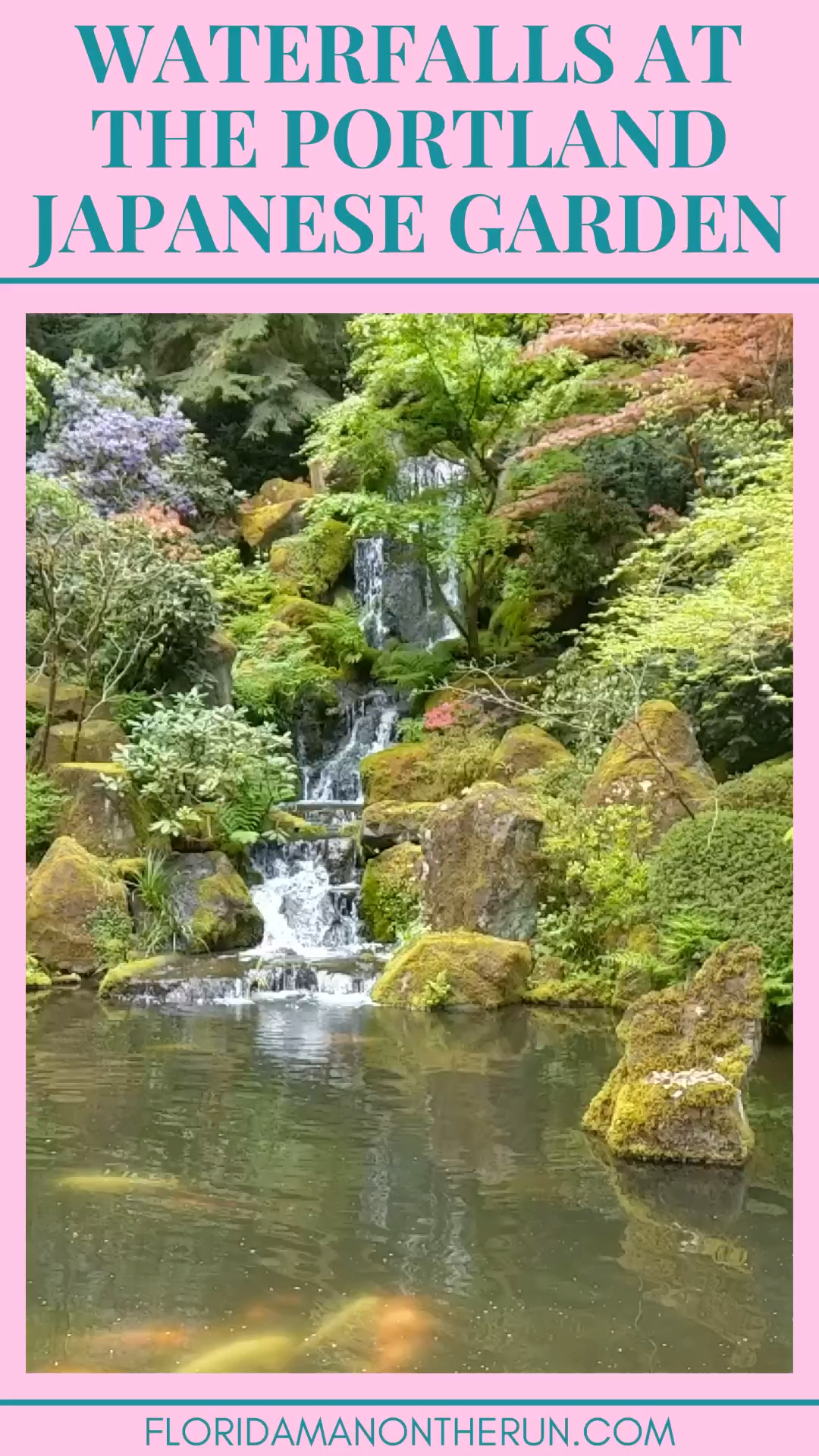 The Portland Japanese Garden is a wonderful oasis just outside of Portland's downtown. Take a peaceful stroll through the garden, then continue to explore the Rose Garden or Portland Zoo just outside. #tranquilgarden #japanesegarden #pdx #pnw #exploreoregon
