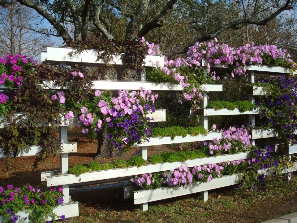 3 Engaging Tips Top Of Fence Planters Fence Landscaping