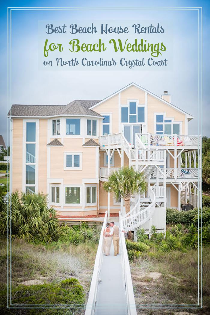 Emerald Isle Beach House Wedding Rentals Wedding Venues Beach Outer Banks Beach Wedding Dream Beach Wedding