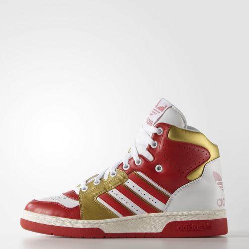 Tênis Instinct High - Vermelho adidas | adidas Brasil