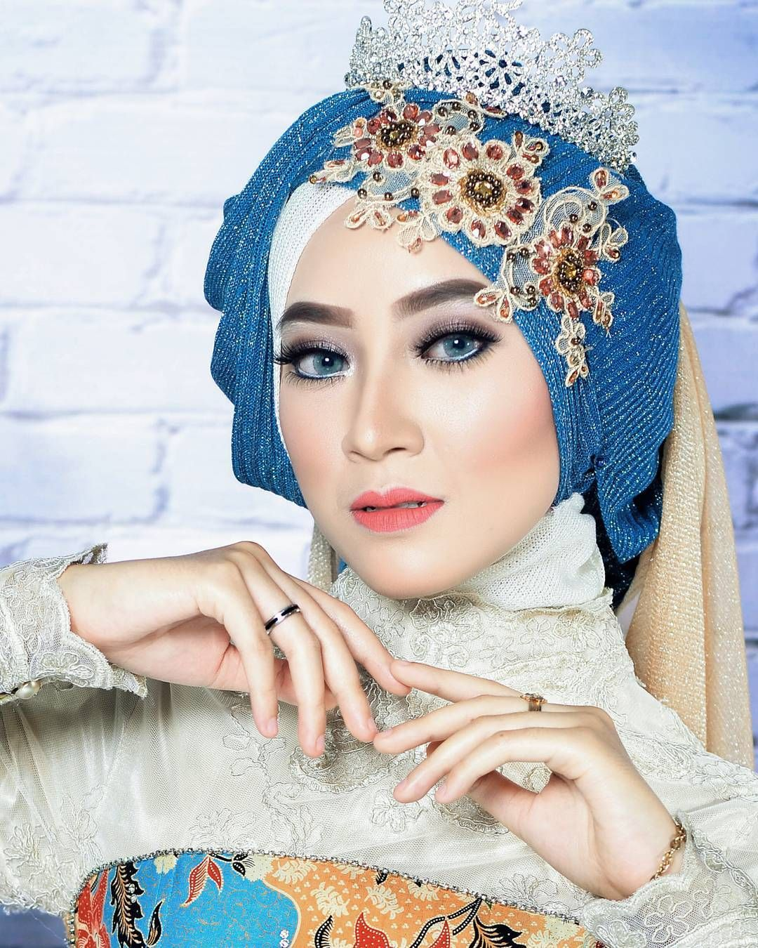 Make Up Portofolio for ellaellio_hijab.mua Model Putri