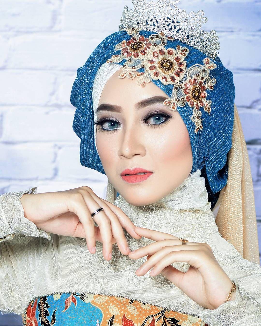 Make Up Portofolio for ellaellio_hijab.mua Model Putri
