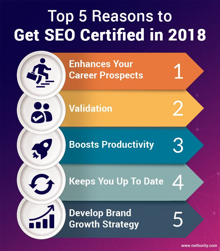 Nethority Digital Academy Offers Seo Certification Which Will Give