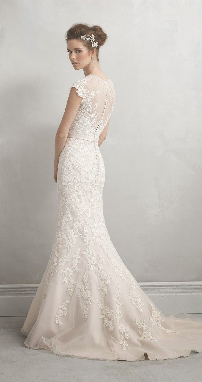 Rent wedding dress davids bridal  Allure Bridals Madison James Collection  Allure bridal Collection