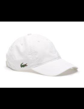 3ff02eea Lacoste pet - Sport cap diamond - blanc white | Lacoste Petten in ...