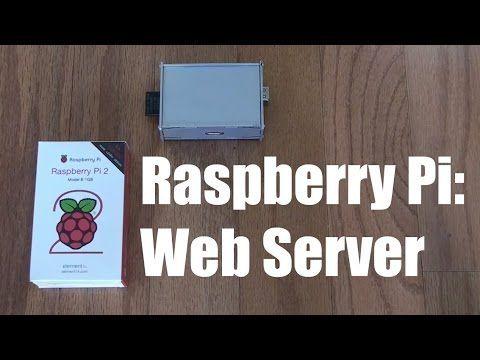 Raspberry Pi Setup a Web Server Quick and Easy (step-by-step) Web
