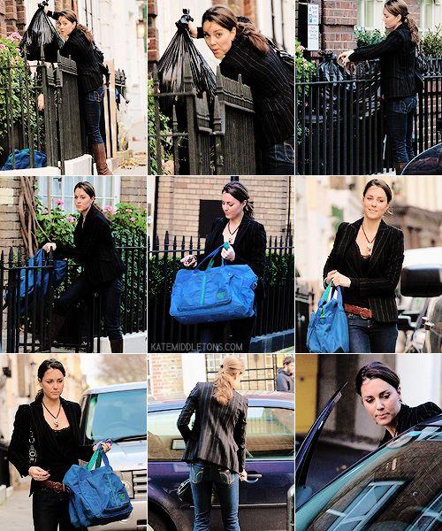 Kate in London December 6 2006