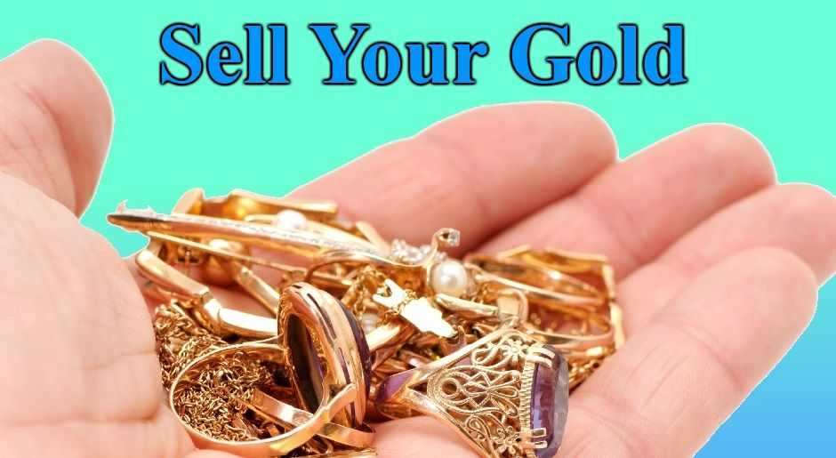 Selling gold jewelry has never been easier Our team has several