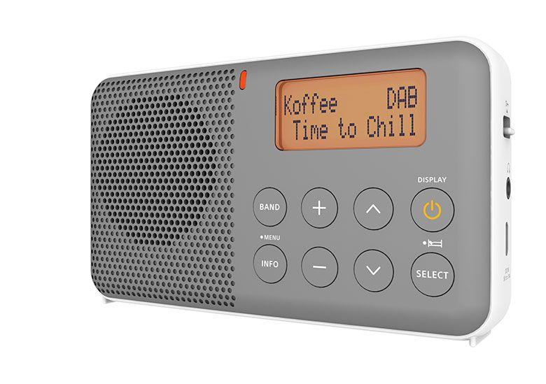 Sangean Europe Products Digitales Radio