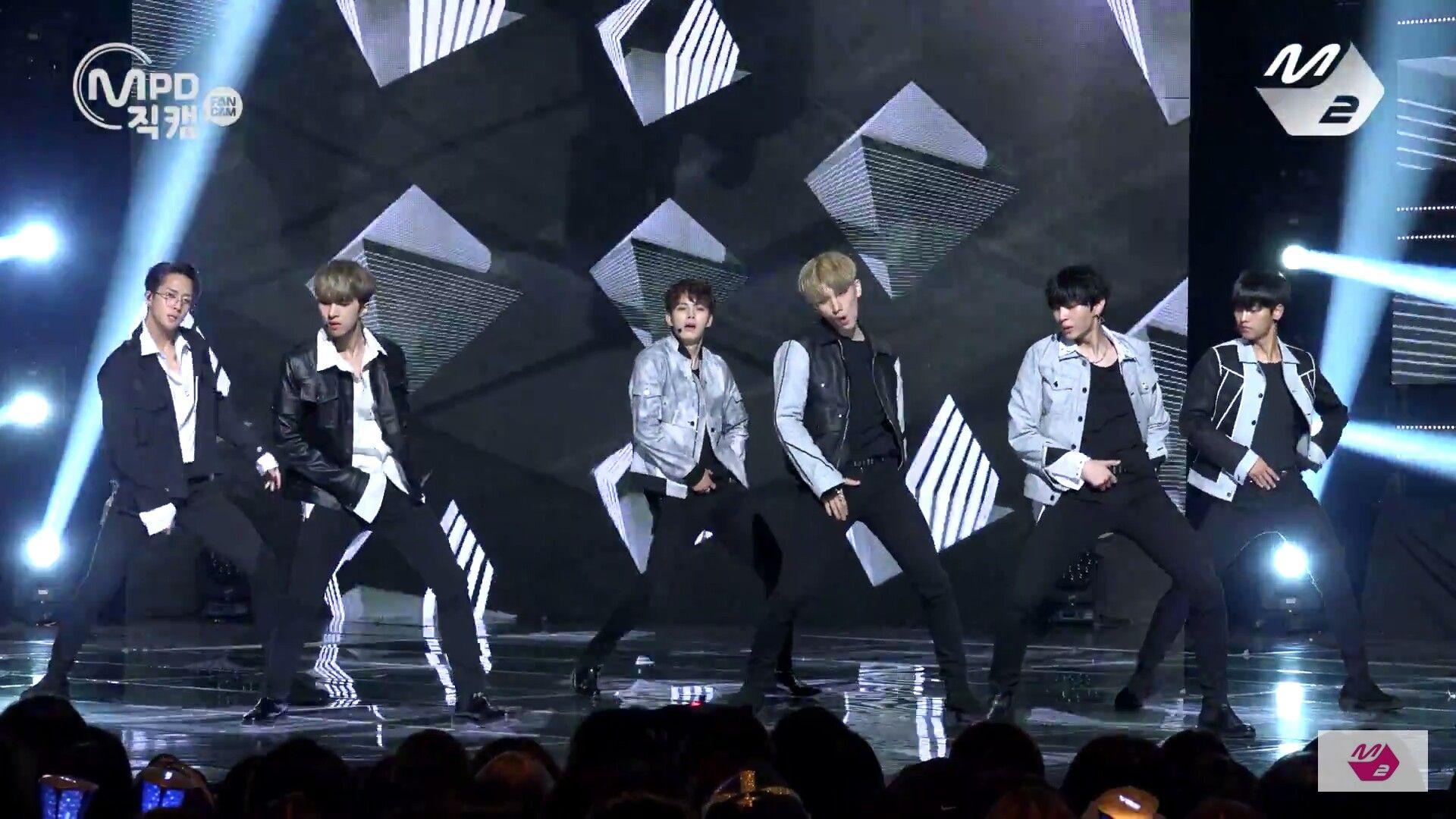 K-pop, VIXX, Black Out
