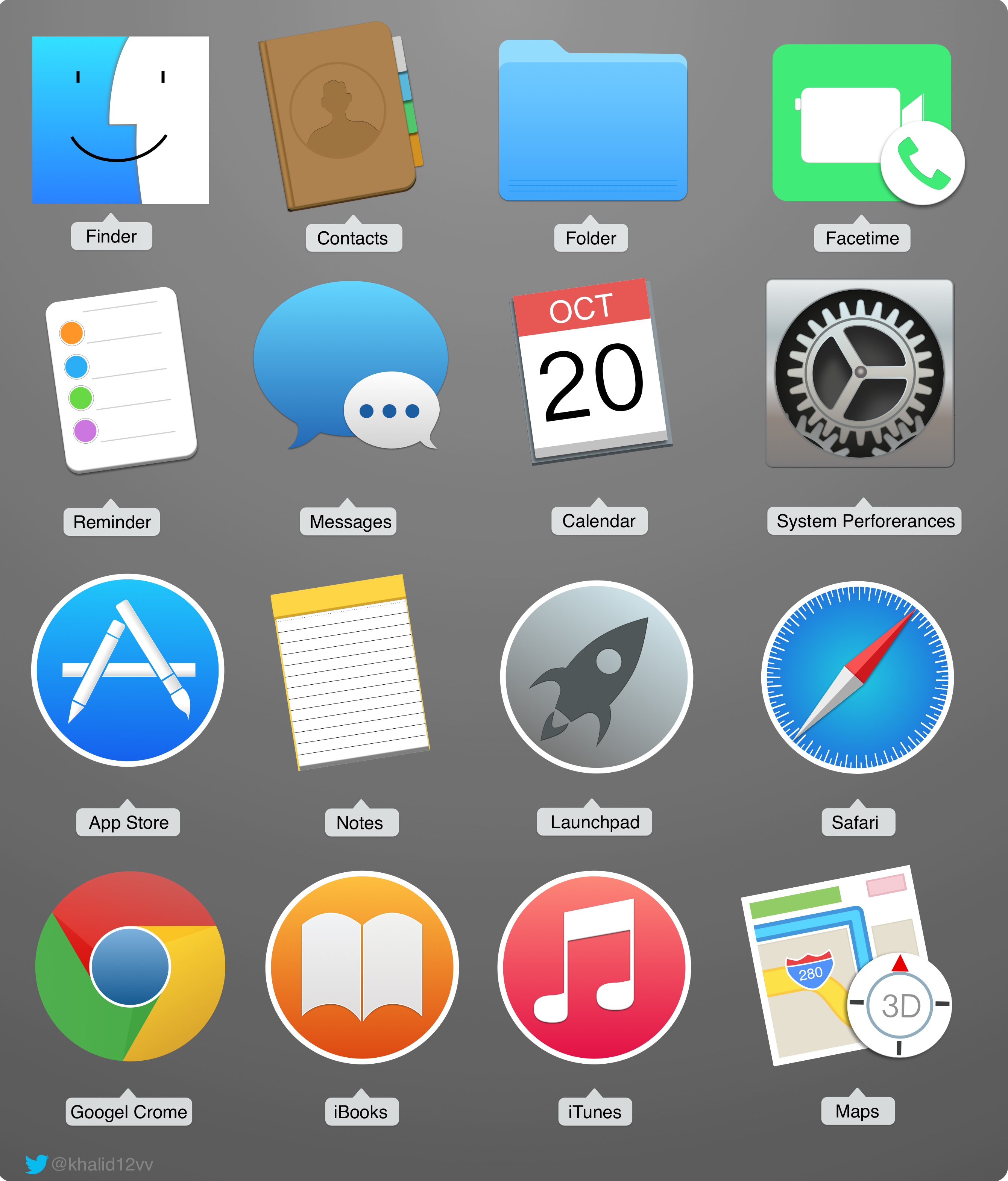 Mac icons | Mac icons | Microsoft office, Polish language