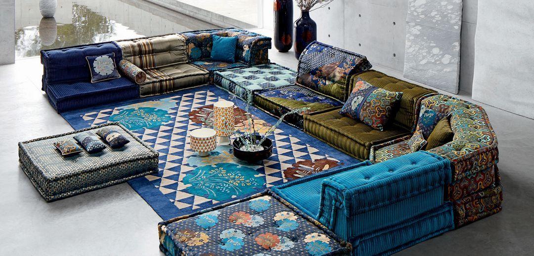 Mah Jong Sofa Roche Bobois, Roche Bois Furniture
