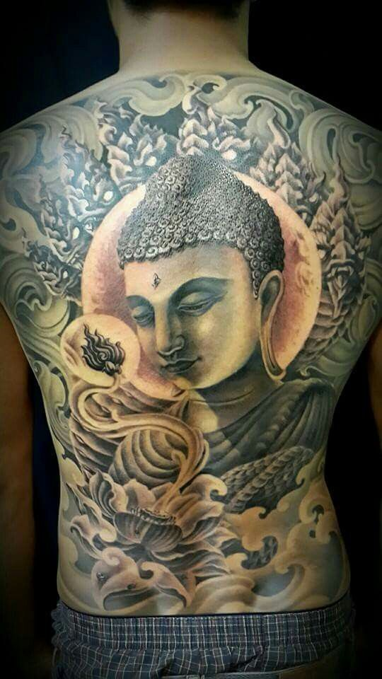 Neo Thai Thai Tattoo   Thai Monk Tattoos