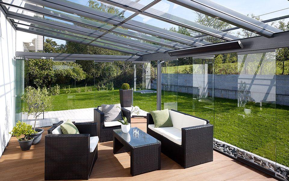 wintergarten stuttgart, glashaus light - glas schiebetüren - terrassenüberdachung, Design ideen