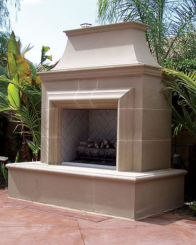 Outdoor Fireplace Construction Mhvillages Com A Community