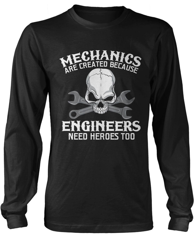 Mechanics An Engineers Hero Hero Cotton And Create