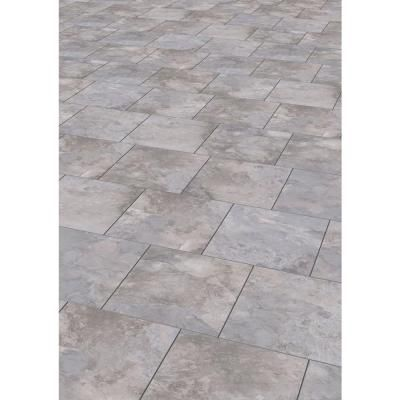 TrafficMASTER 12 in. x 12 in. Peel and Stick Ash Blended Slate Vinyl Tile (30 sq. ft. / case)-SS1213 - The Home Depot