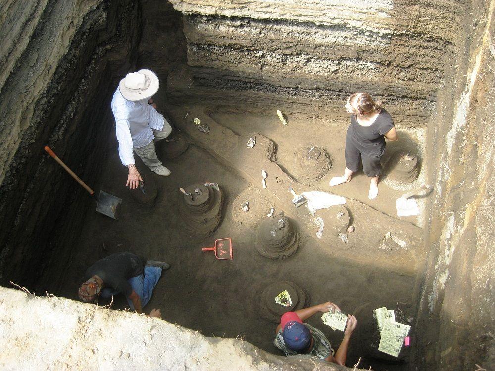 In Pictures Excavating A Village Frozen In Time Ancient Village Ancient Maya Pompeii