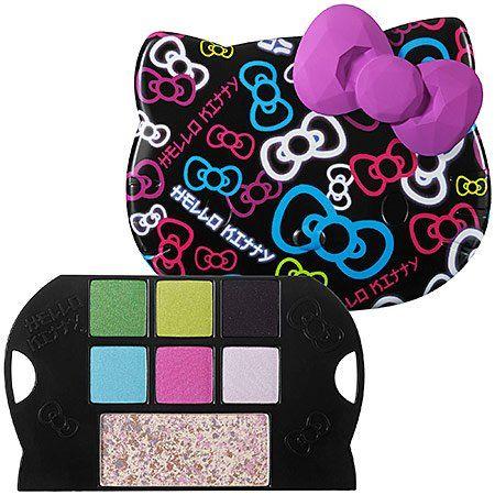 Amazon.co.jp: Hello Kitty Tokyo Pop Eyeshadow Palette (ハローキティー トーキョー ポップ アイシャドー パレット) for Women (新発売!): ヘルス&ビューティー