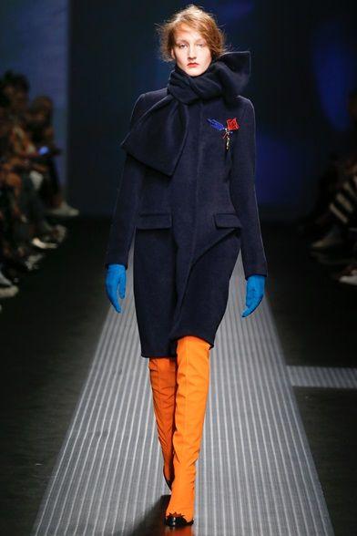 Sfilata MSGM Milano - Collezioni Autunno Inverno 2015-16 - Vogue