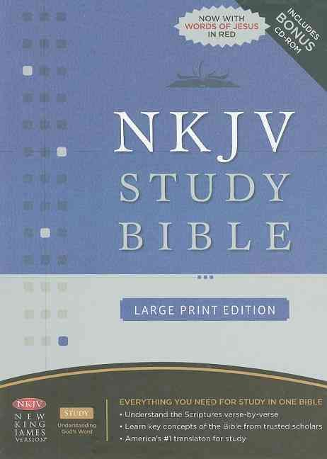 The best-selling NKJV Study Bible is available in an easy-to